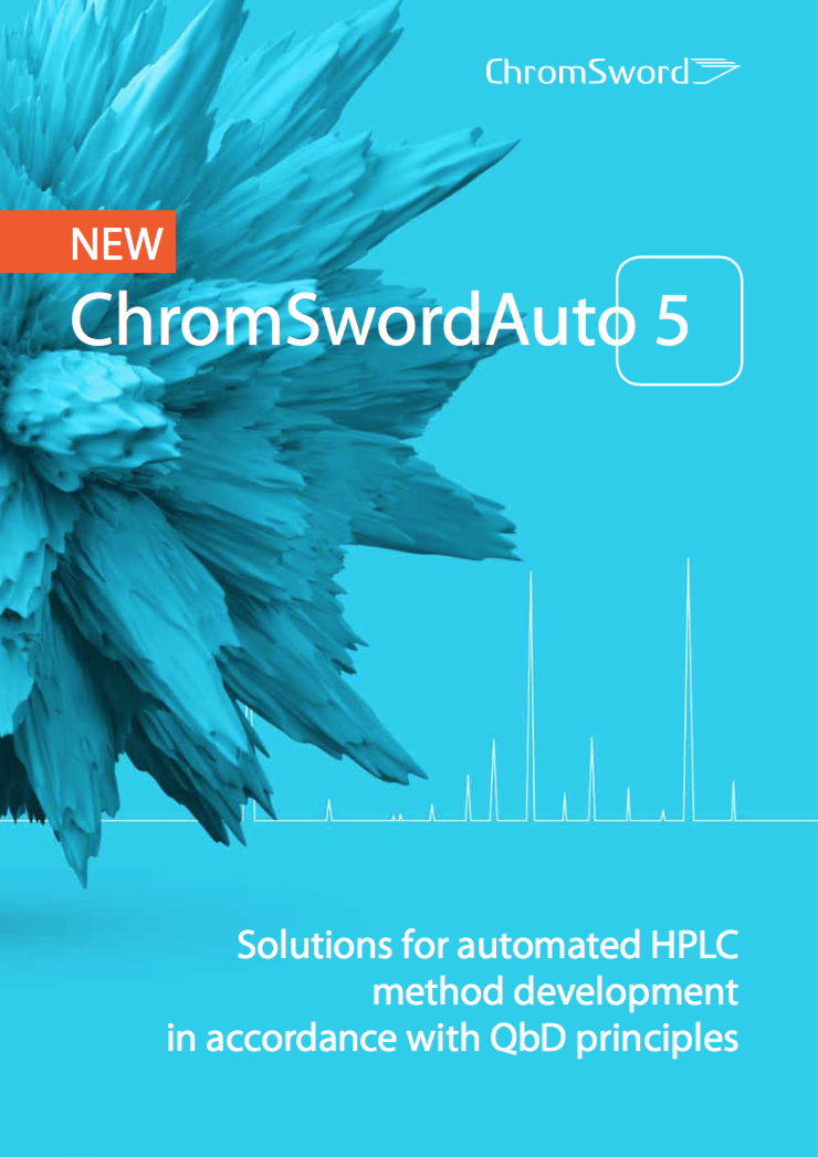 ChromSword Auto | Automated HPLC Method Development
